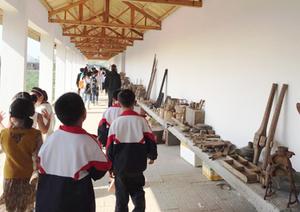 农耕文化和孝文化展示区